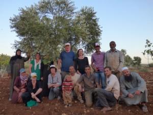 ACTION DE SOLIDARITE : Des Lilloises et des Lillois dans les villages de la région de Naplouse  dans Action de solidarité p1010567-300x225