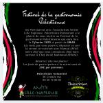 <b>Affiche évènement au Palestinian Restaurant</b> <br />